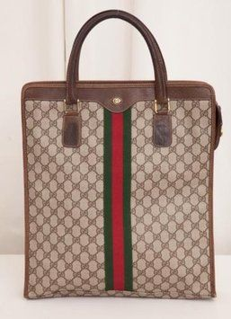 00dd7801a Guaranteed authentic Gucci tote bags up to 70% off. Tradesy is trusted for  authentic new and pre-owned Gucci - Safe shipping and easy returns.