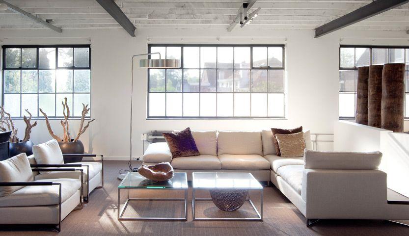 Exclusieve meubelen eindhoven huis van strijdhoven banken