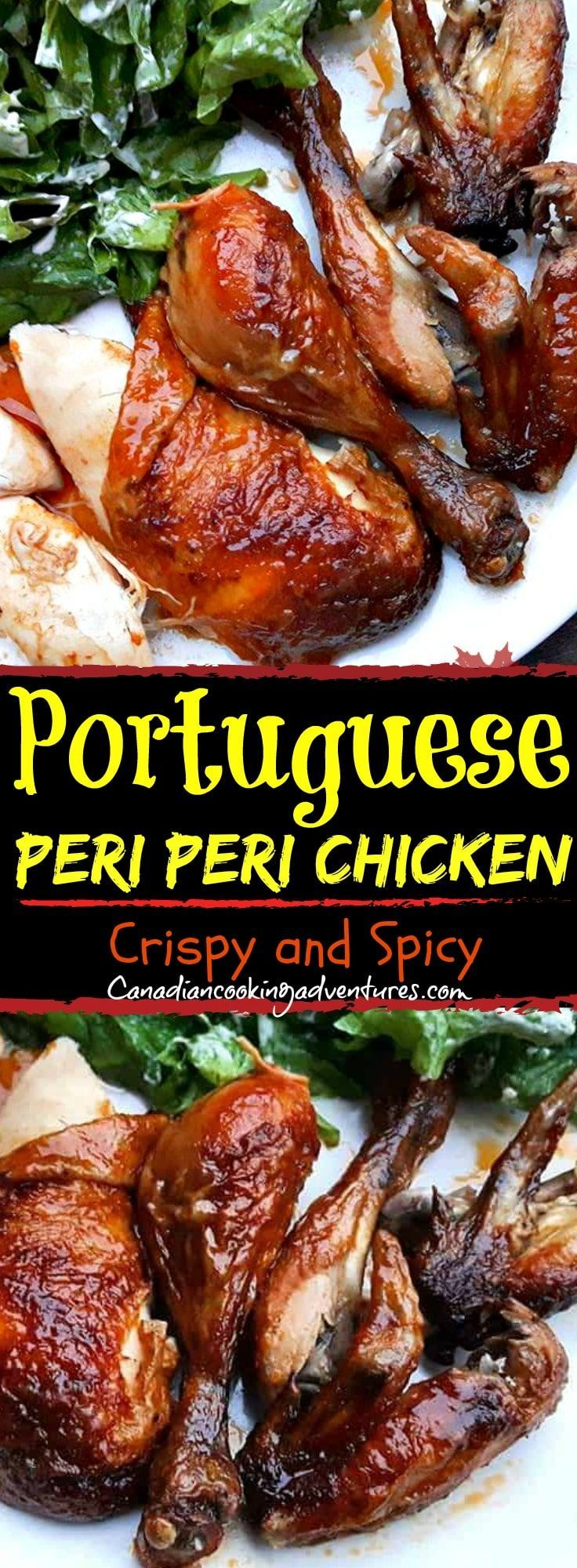 Recipe This is my go to Portuguese Peri Peri Chicken recipe Two ways to make it the choice is yours