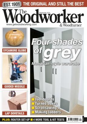 The Woodworker Woodworking Interests Pinterest Woodworking