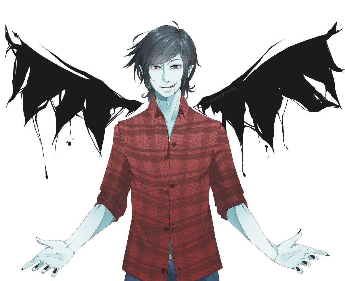 Marshall Lee the Vampire King, Fanart Zerochan Anime