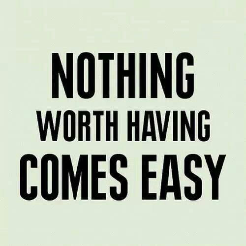 Great reminder to keep working hard #quotes