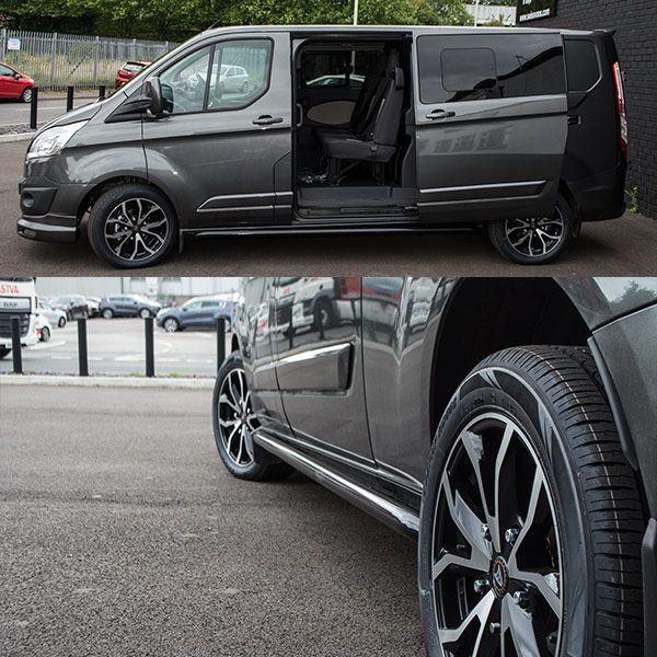 Swiss Vans Large Uk Ford: Ford, Furgoneta