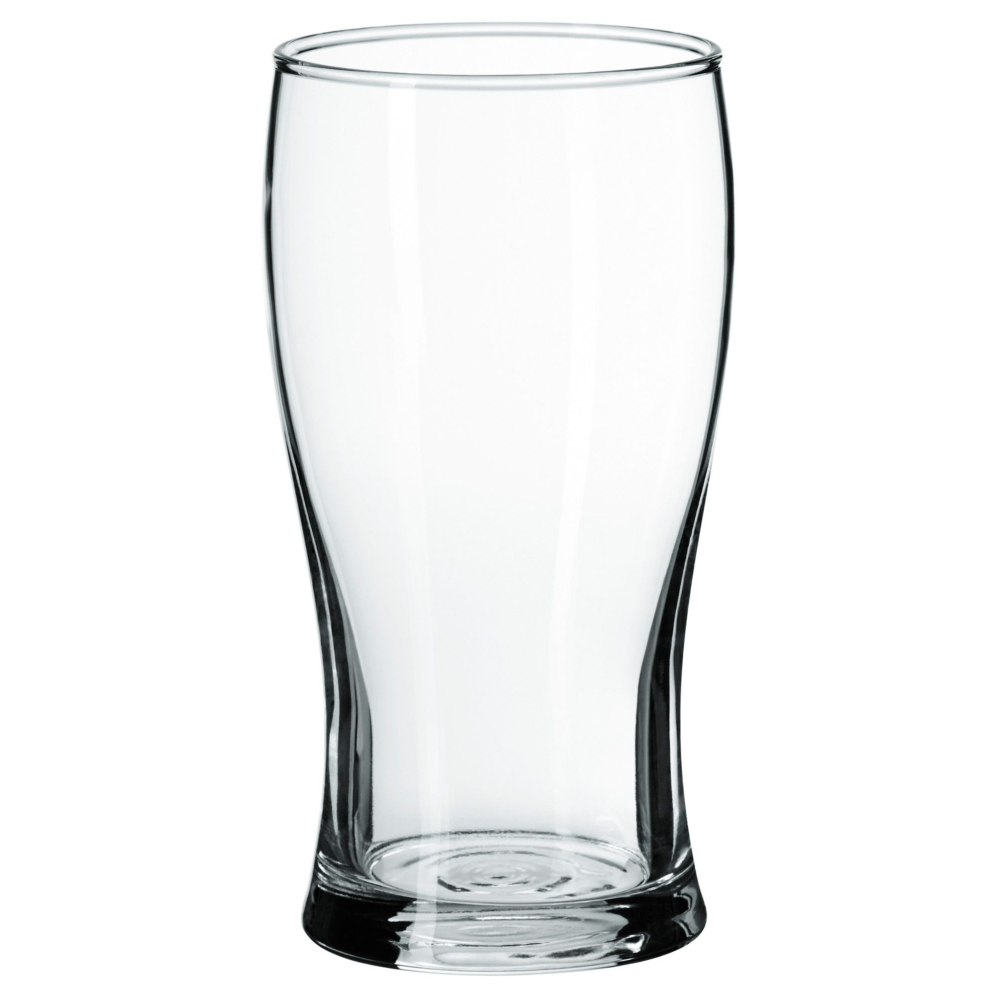 LODRÄT Beer glass, clear glass Tablewares and Cookware