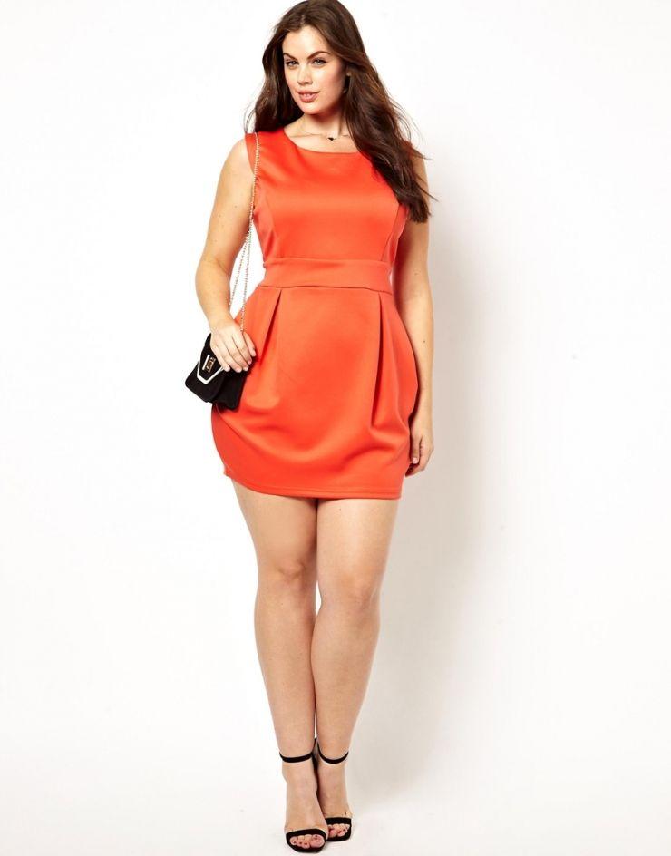 c87af7dc51e4c Chloe Marshall Plus Size Mini Skirts