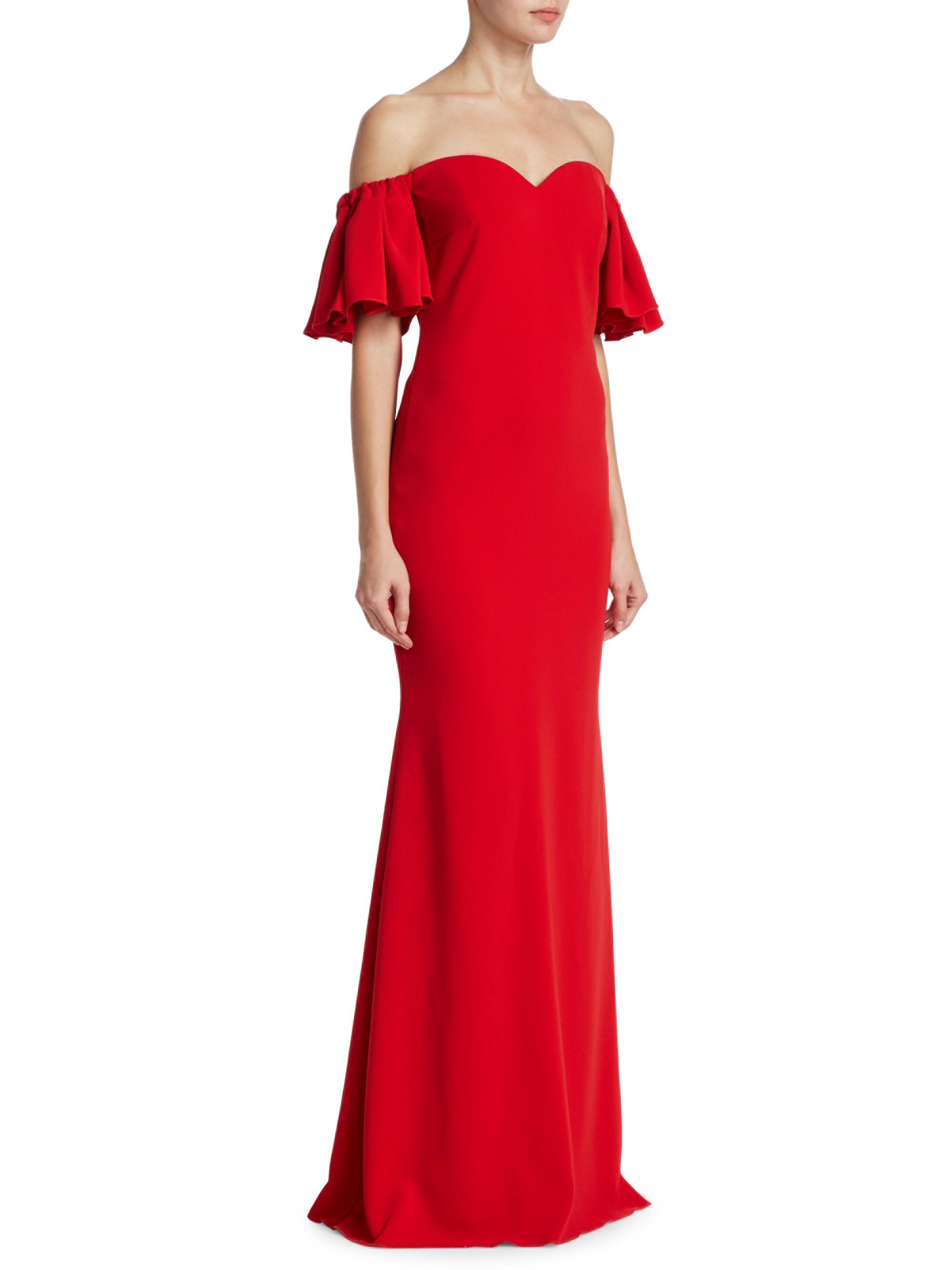 21++ Badgley mischka shoulder bow dress ideas