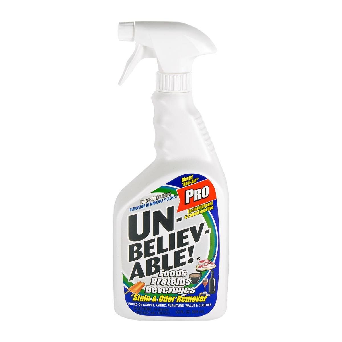 Unbelievable Food Protein Beverage Stain Remover 6 Quarts Stain Remover Carpet Stain Remover Stain Remover Spray