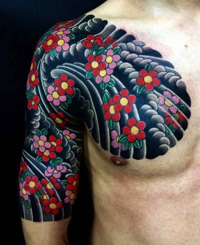 Best Half Sleeve Tattoos | Best Half Sleeve Tattoos | Cool half ...