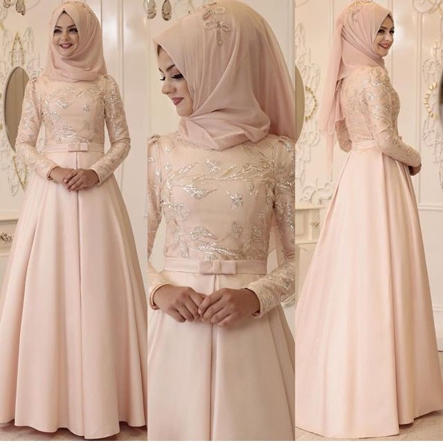 Pinarsems Busra Abiye Fiyat 485 Tl Beden 36 38 40 42 Pinarsems Abiye Elbise 2017trend Hijab Hijabi Tesettur Tesettur Tun Model Pakaian Gaun Pakaian