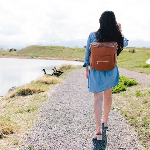 Gorgeous and stylish diaper bag backpacks! | Fawn Design