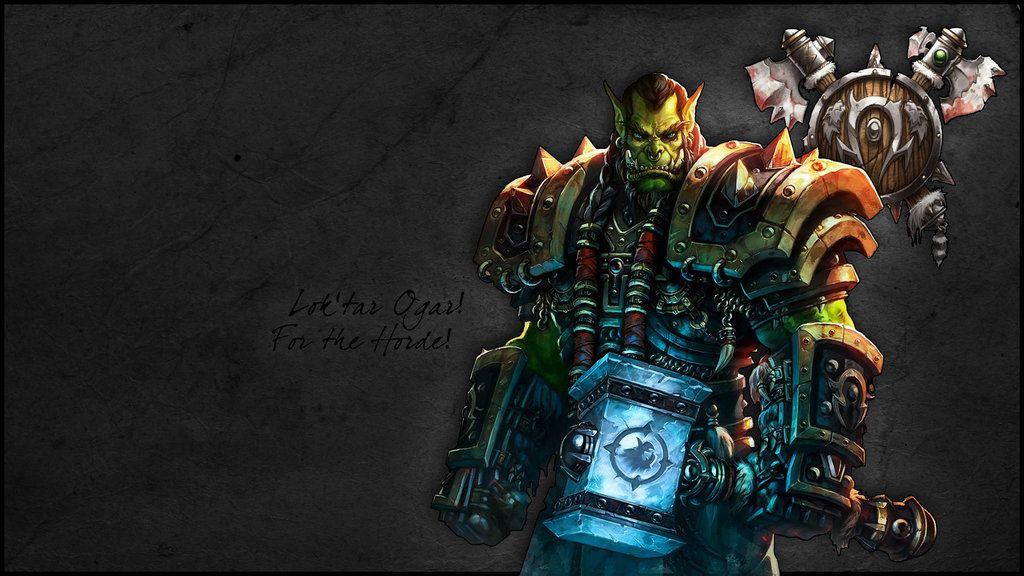 World Of Warcraft Orc Wallpaper 1 Jpg 1024 576