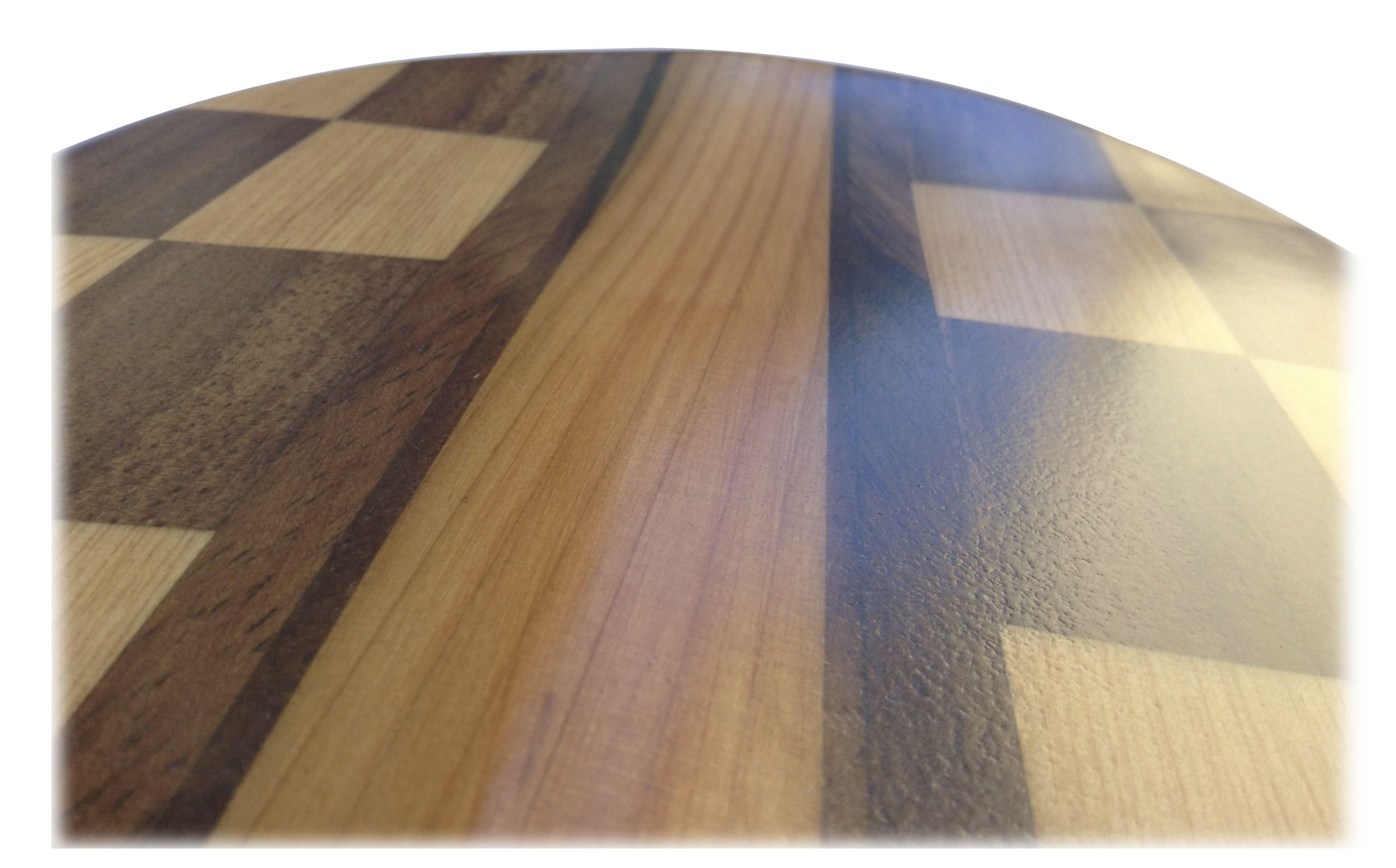 Deppen custom wood canoe paddles - The Blade Of Our Akua Sup Paddle