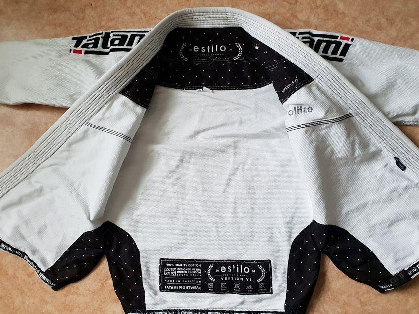 Tatami Estilo 6.0 BJJ Gi Black /& Black Premium Jiu-Jitsu Uniform Mens Suit 6