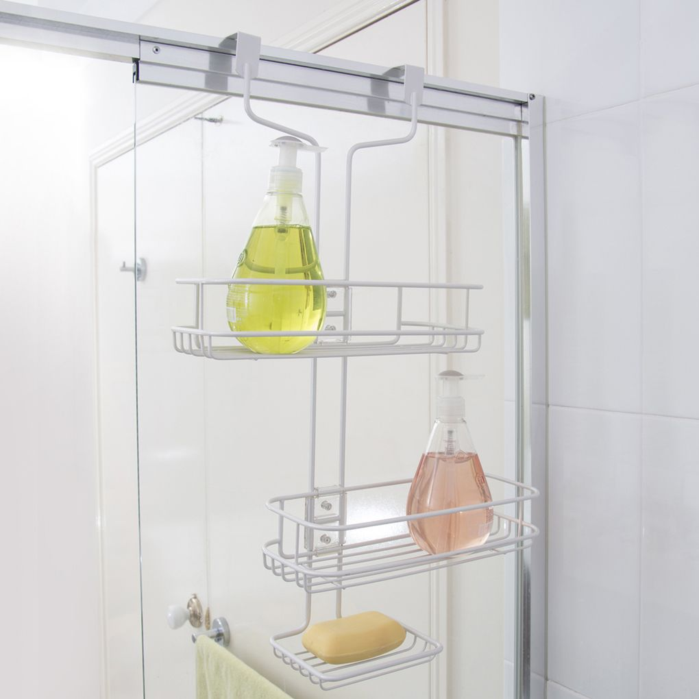 Linea Over The Door Shower Caddy | Pillow Talk | Ideas for the House ...