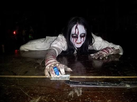 China Barbie as the Grudge! | Halloween Ideas! | Pinterest ...