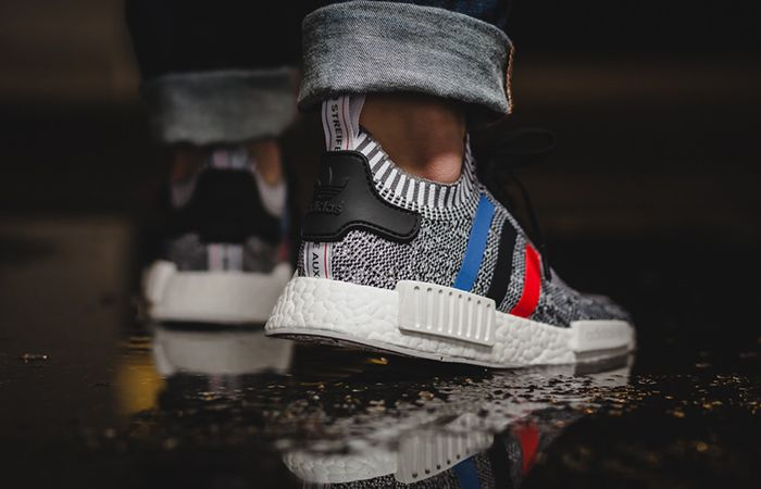 best cheap 149ce 16011 adidas NMD R1 Primeknit Grey Tri-Colour | Price : £115 ...