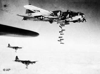WWII Bombers
