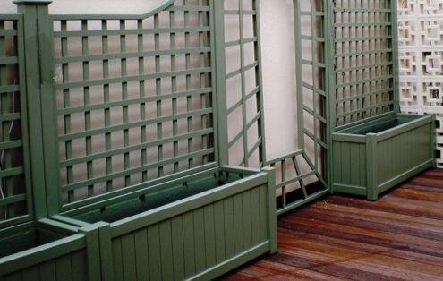 The Garden Trellis Company | Products | Bespoke Planters
