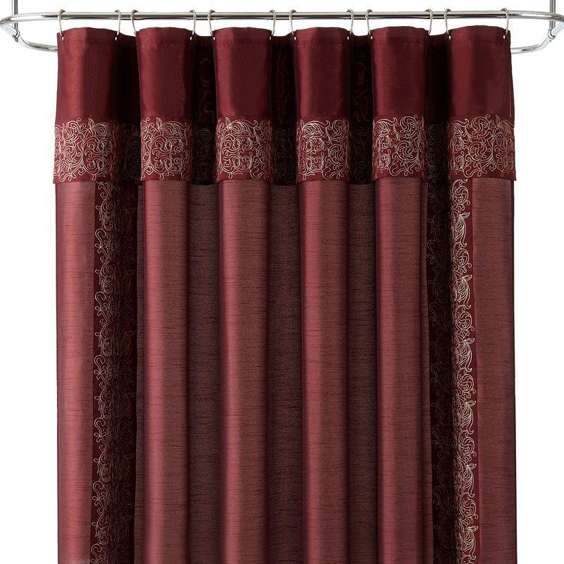 Royal Velvet Delano Shower Curtain