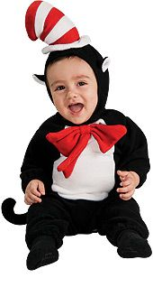 e88b00cc Baby Cat in the Hat Costume - Dr. Seuss $21.99 OMG how cute would it be if  Joe and I were Thing one and Thing two???