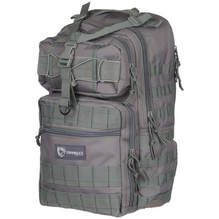 Drago gear atlus sling backpack gray