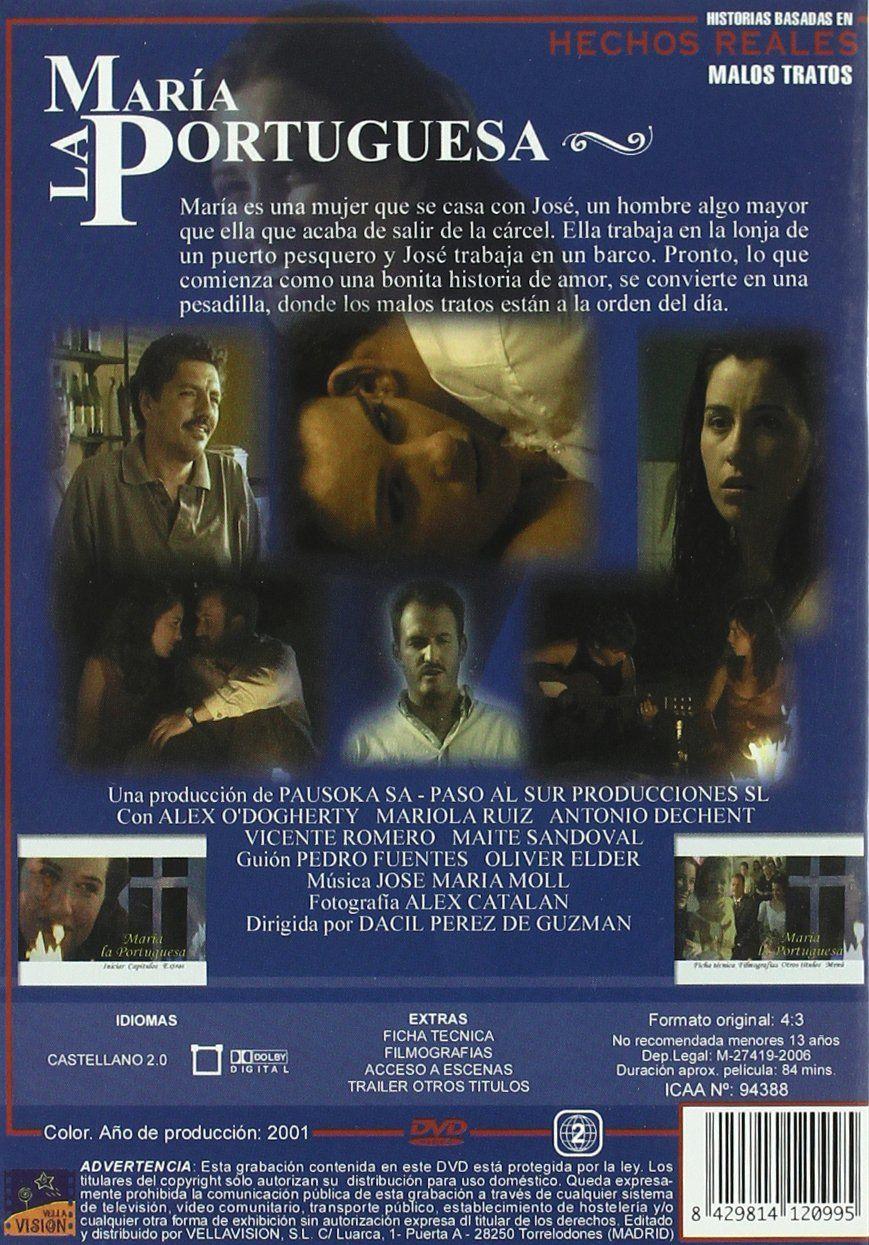 Mar ªa La Portuguesa Dvd La Mar Dvd Portuguesa Dvd