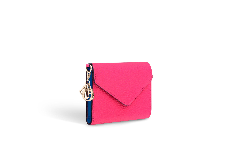 28123d91d44 Christian Dior Folding Wallets Plain Leather Folding Wallets 4 ...