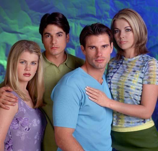 Austin, Lucas, Carrie and Sami