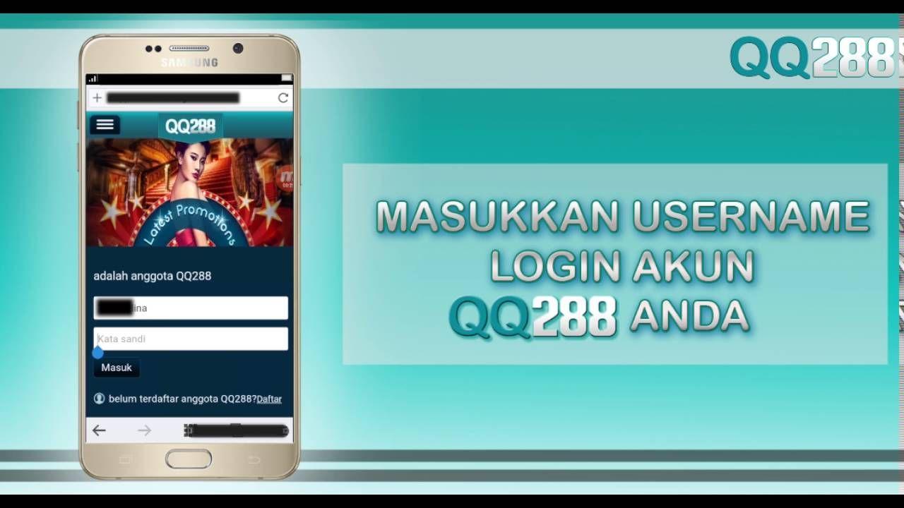 Cara Transfer Kredit Judi Online Melalui Mobile Qq288 Tutorial Pindah Kredit0