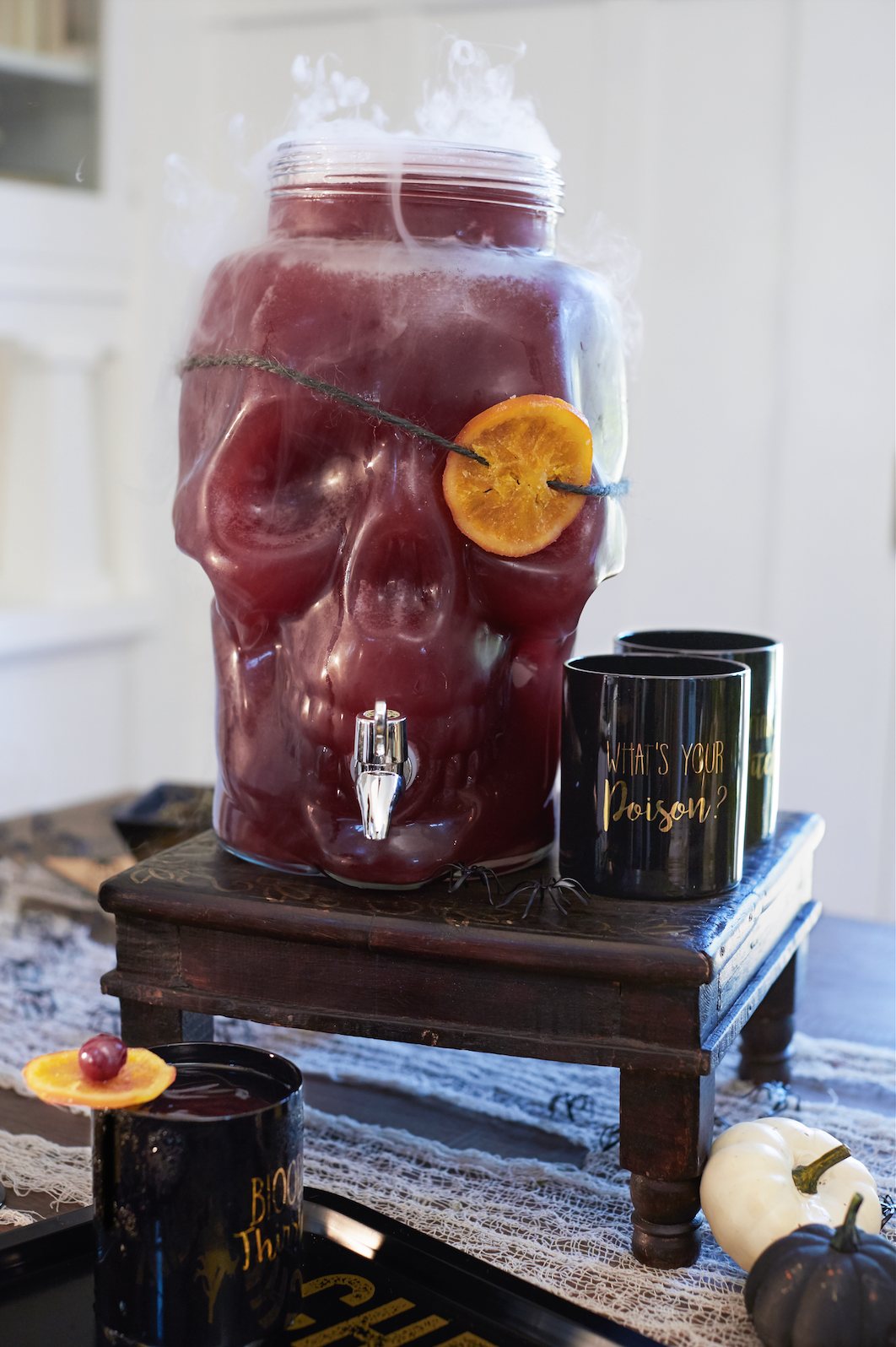 add a fun touch to your halloween entertaining with our exclusive