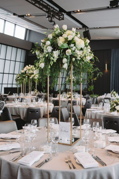 46 Tall Wedding Centerpieces On Your Big Day