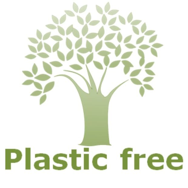 NEW Plastic free symbol created by Paperboy Crafts UK use & share, share yours here - committed to reducing our plasti… | Plastic free, Free symbols, Use of plastic