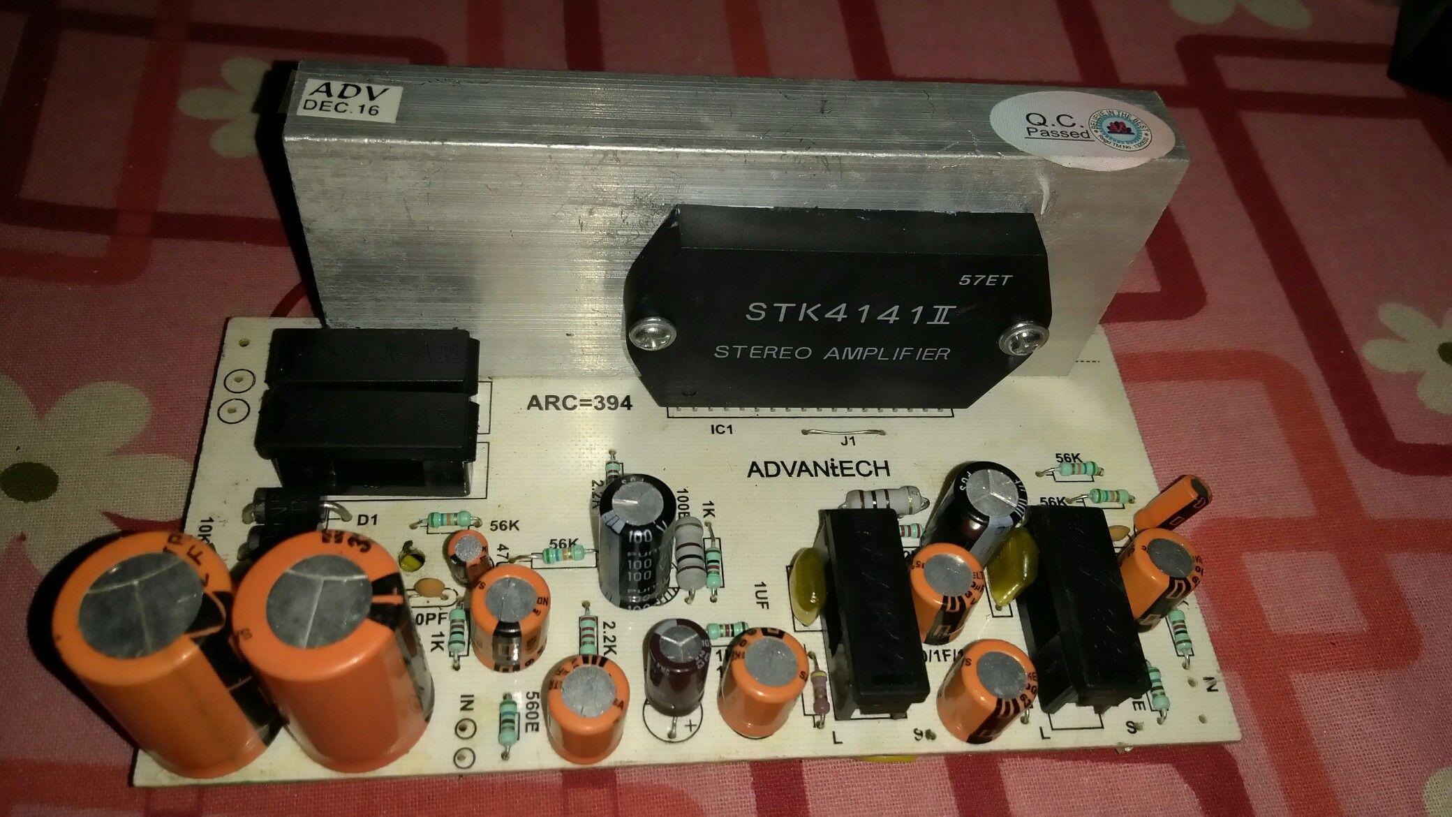 Stk 4141 high quality | electronic