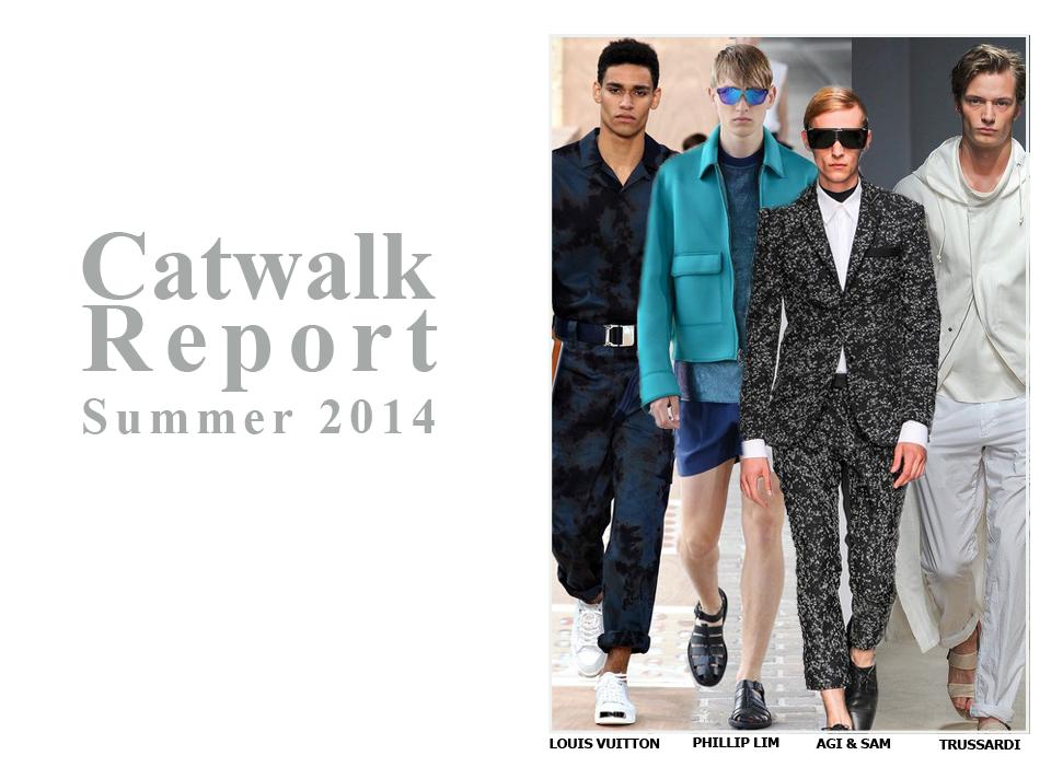 Fashion Men Summer 2014 #summer #2014 #men #fashion #louisvuitton #louis #vuitton #philliplim #phillip #lim #agiandsam #agi #sam #trussardi