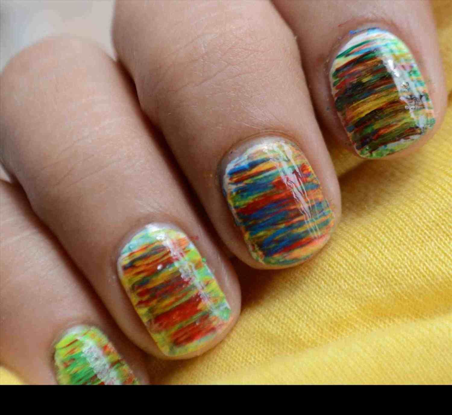 New Post christmas nail designs for short nails for kids | Painted ...