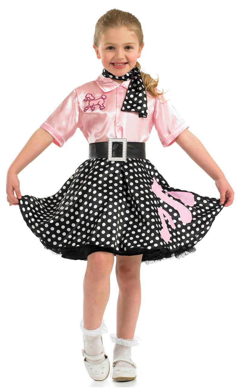 a5a767f41c Rock N Roll Girl Costume. grease dance costumes - TAP Poodle ...