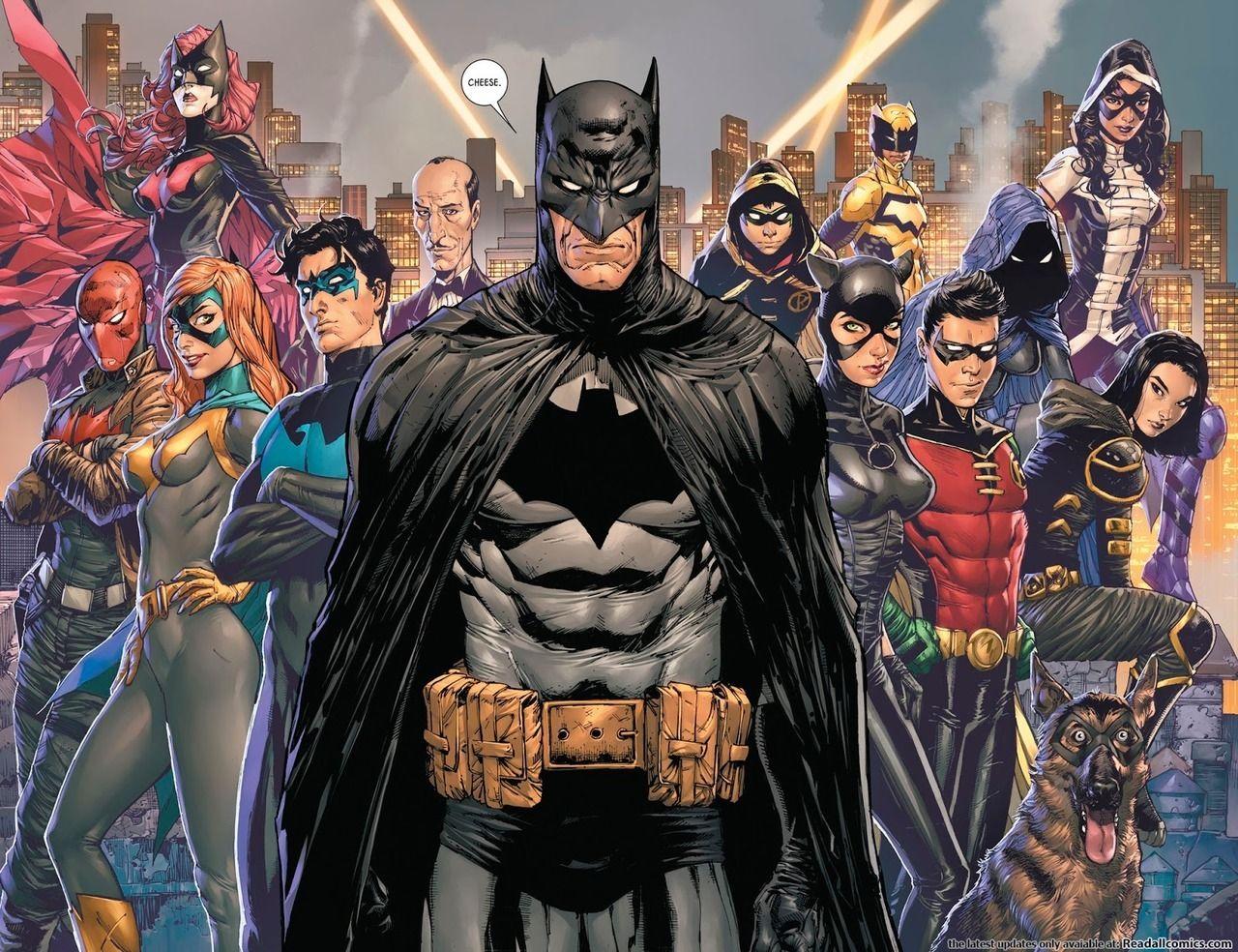 RedSkull's Page | Batman family. Detective Comics #1000 | Cómics ...