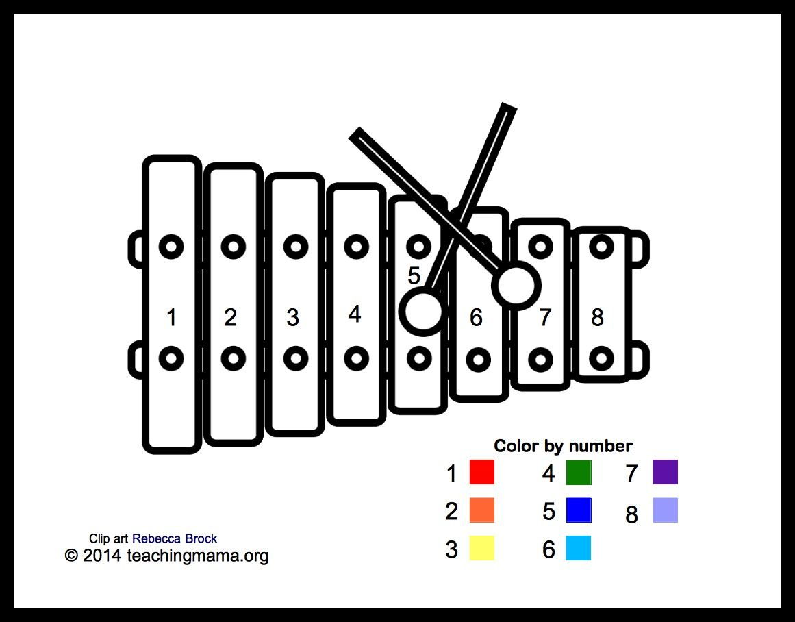 X Is For X Ray Letter X Printables Preschool Coloring Pages Letter X Crafts Xylophone