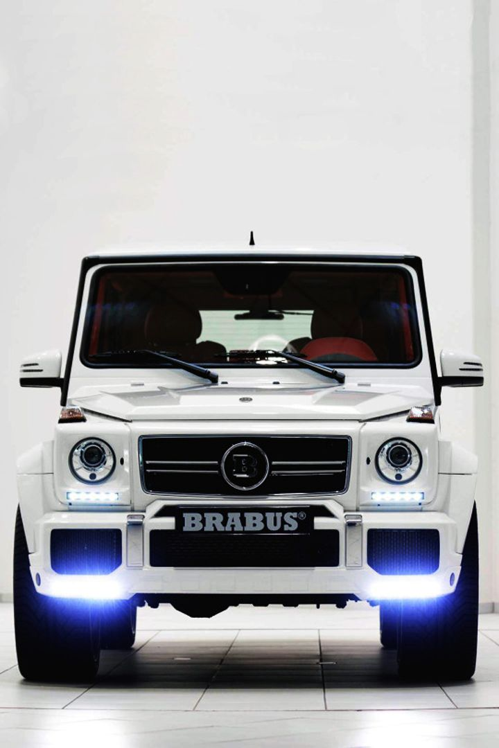Brabus G Wagon Ugh I Wish But The White Tho With Images Mercedes Benz Cars G Wagon Mercedes G Wagon