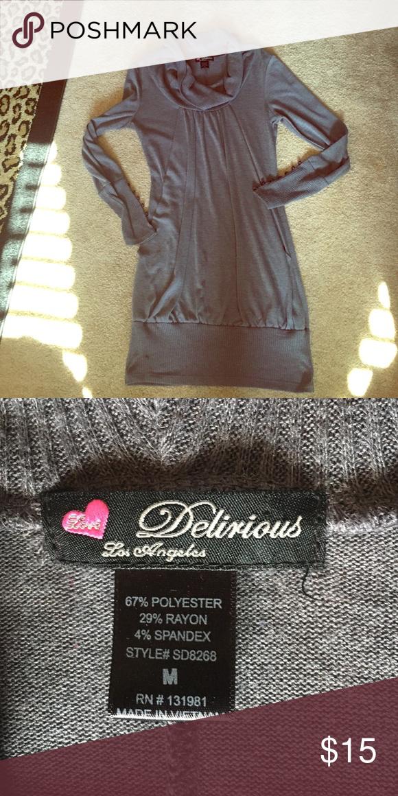 Delirious Los Angeles Dress Or Top Dresses Tops Clothes Design
