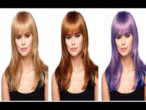 Editar foto cambiar color de cabello online