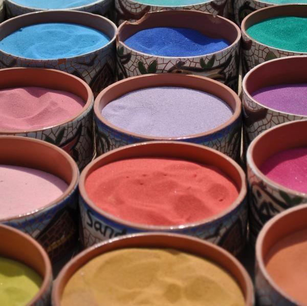 Comment faire de la peinture acrylique maison Mezcla de colores