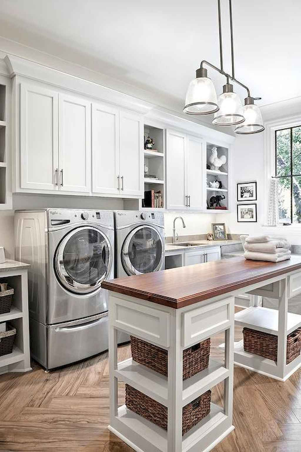 60 Simple Laundry Room Ideas Decorating images