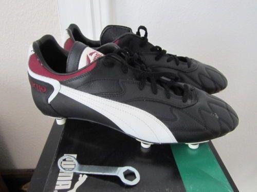vintage-Puma-Gaucho-Pro-soccer-US-9-football-boots-DS-90s-maradona-argentina 6bbf68405