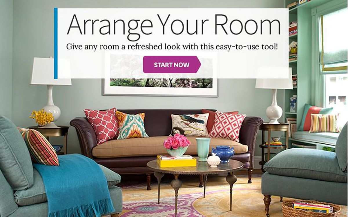 Use Our Free Furniture Arranging Tool to Find the Perfect ...