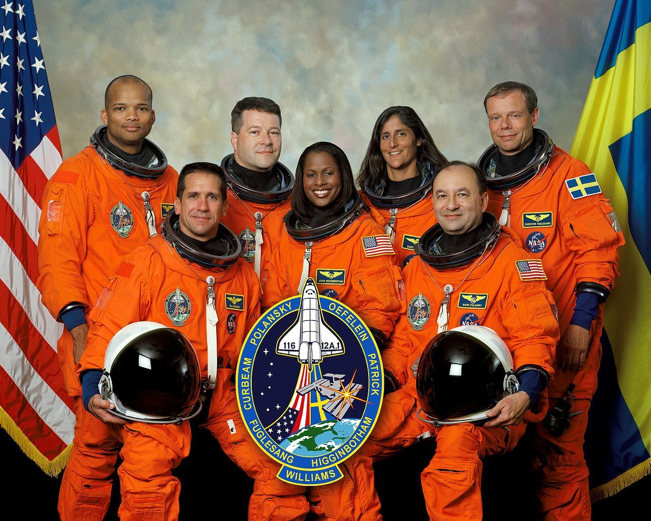 Discovery Sts 116 Launched December 9 In