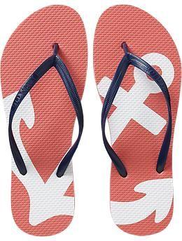 933bafc7164 Women s Printed Flip-Flops