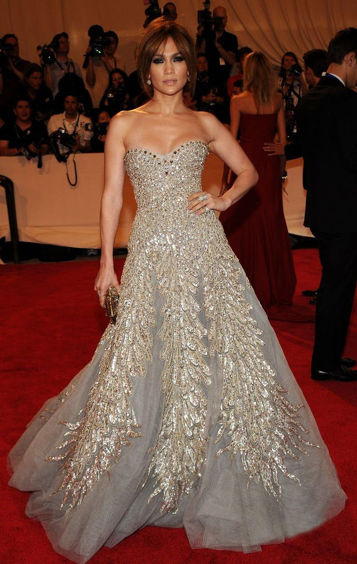 J Lo in Zuhair Murad gown | Special Occasions | Pinterest | Zuhair ...