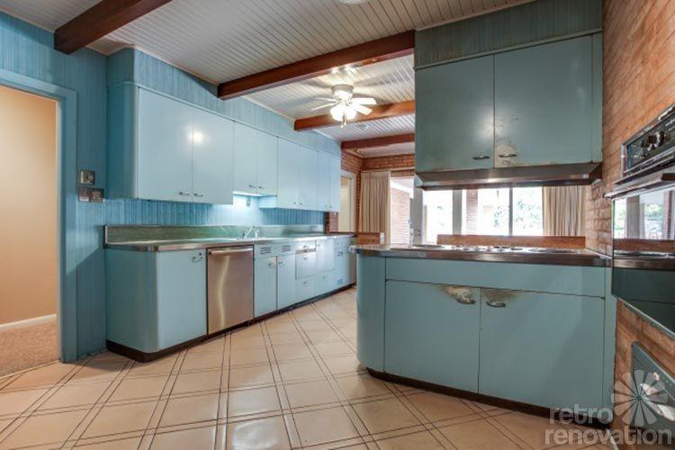 Best 1954 Texas Time Capsule House Original Cork Floors 400 x 300