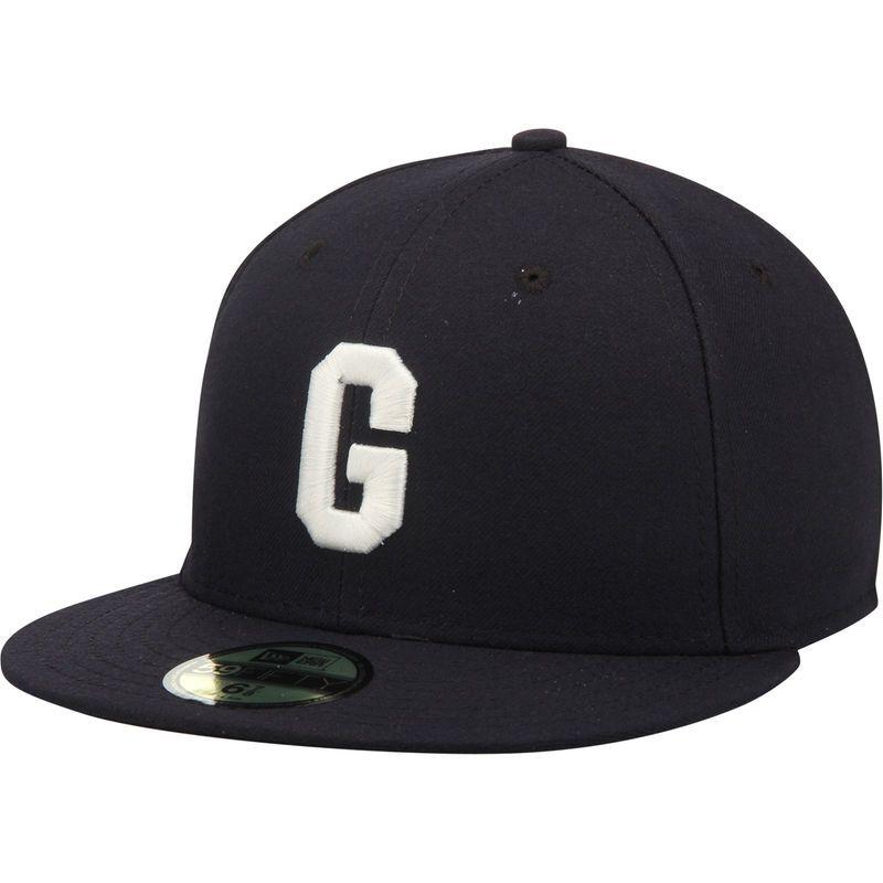 Homestead grays new era turn back the clock fifty fitted hat black jpg  800x800 Homestead grays 6187b10c5b9b